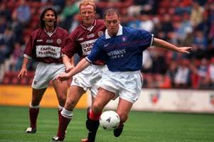 Watch how Rangers' strips have evolved over the past 20 years