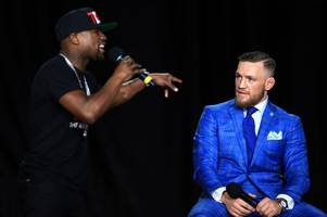 when is the floyd mayweather v conor mcgregor bout, and where can i watch it?