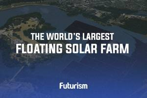Report Suggests Solar Energy Capacity Will Rival Nuclear Power by the End of 2017