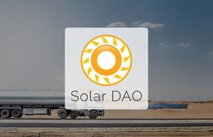 solar dao – invest to the sun, first real solar ico