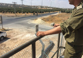 idf commanders keep the calm in the west bank
