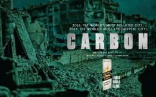 carbon short film review: a film with good message, but, fails to find a connect