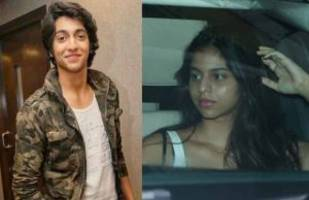 Spotted: Shah Rukh Khan's Daughter Suhana Khan's Late Night Date With Ahaan Panday