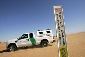 Trump to Visit Yuma–Mexico Border Where Wall Is Most Effective