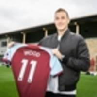 football: ambitious chris wood itching to face big time with burnley