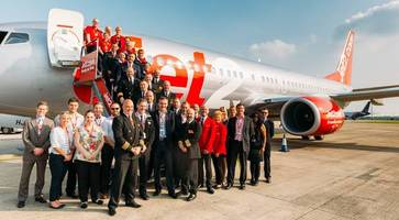 Jet2.com recruiting for 50 positions at Belfast International Airport