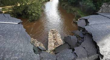 live updates: northern ireland bridge collapses as firefighters rescue almost 100 people after flash flooding