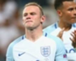 england legend rooney is right to retire - but he should have done so much more