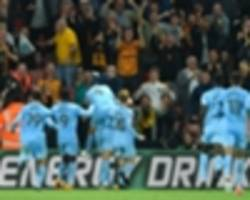 wolves, forest provide efl cup shocks as burnley claim derby bragging rights