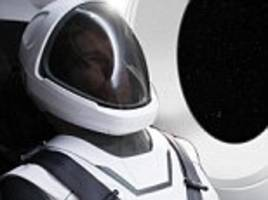 elon musk teases the first image of his space suit