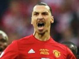 How Mourinho fits in his strikers once Ibrahimovic signs