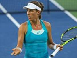 Konta's US Open hopes could be hit by Wimbledon exertions
