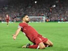 Liverpool 4-2 Hoffenheim (6-3 on aggregate)