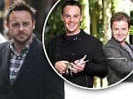 ant mcpartlin will return to i'm a celebrity this year