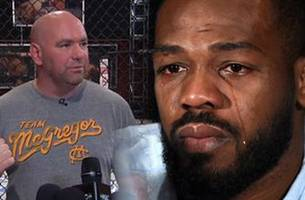 Is this the end? Dana White says Jon Jones may never fight again
