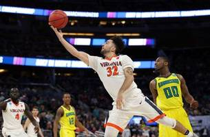 Spurs sign undrafted former Virginia guard London Perrantes
