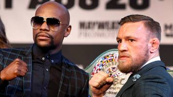 Floyd Mayweather v Conor McGregor: UFC champion wants to continue in MMA and boxing
