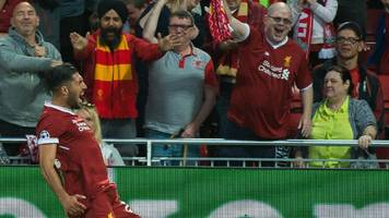 Liverpool beat Hoffenheim to reach Champions League group stage