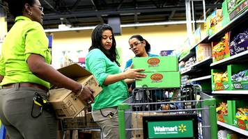 Walmart and Google to offer voice-enabled shopping