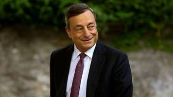 draghi: trillions in qe have made economies more resilient