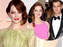 Emma Stone 'never stopped caring' for Andrew Garfield