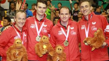 Table Tennis World Cup: London awarded rights to host 2018 tournament