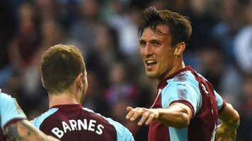 burnley overcome blackburn as fan confronts players in derby