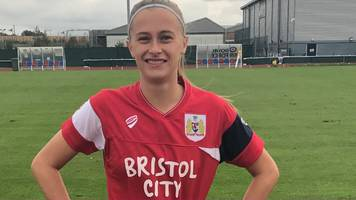 Julie Biesmans: Bristol City Women sign Belgium midfielder from Standard Liege