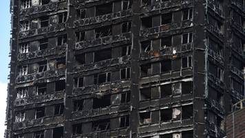 Grenfell Tower management 'to be removed' - Theresa May