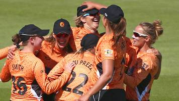 Women's Super League: Southern Vipers and Surrey Stars qualify