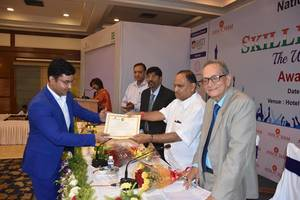 clear maze consulting and cmc skills bags award for its contribution to education and skill development