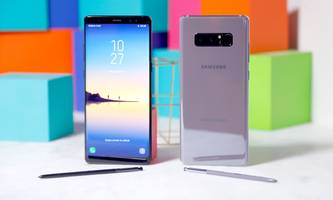 Galaxy Note 8 hands-on: Enough to make you forget the Note 7