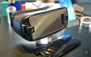 Samsung's new Gear VR is built for the big Galaxy Note 8