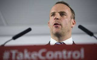 """justice secretary dominic raab rubbishes """"climbdown"""" claims"""