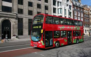 london's classic red double-decker buses are heading to mexico
