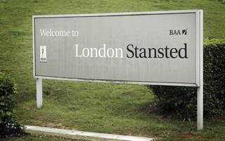 Stansted Airport evacuated due to suspect package