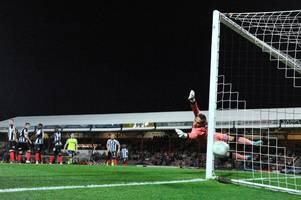 derby county's alex pearce gives his take on carabao cup win against grimsby town