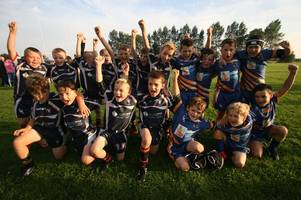 young rugby players will join their hull fc heroes on the pitch at wembley