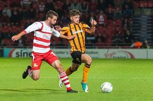 leonid slutsky's young hull city side react to doncaster rovers defeat