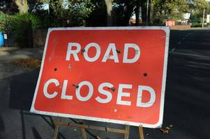 Part of M5 to close overnight for emergency resurfacing