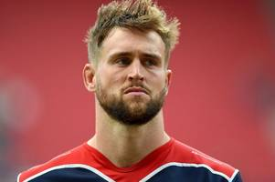 why did a bristol rugby forward walk away from the game at just 28 years old?