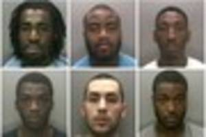 biggest gang injunction served on members including walsall and...