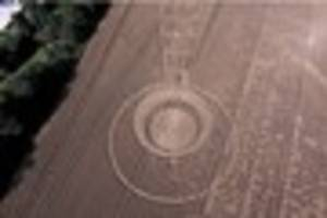 Drone pilot admits believing in alien life after filming...
