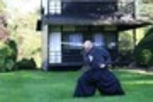 harlow samurai and ninja training will begin this month
