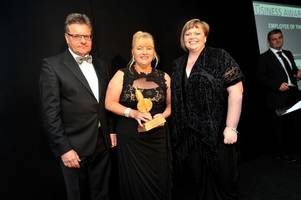 the search is on at this year's burton mail business awards for employee who stands out