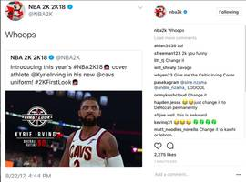 """nba 2k hilariously reacts to cover star kyrie irving trade: """"whoops"""""""