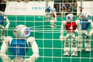 Researchers Warn That Robot Makers Slow To Correct Cyber Security Issues