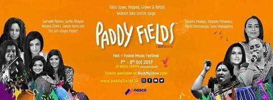 Women take Centre Stage at Paddy Fields 2017