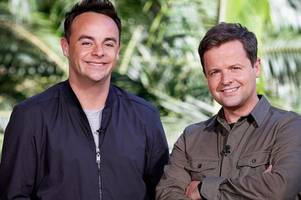 ant mcpartlin set to return to host i'm a celebrity this year after leaving rehab say itv