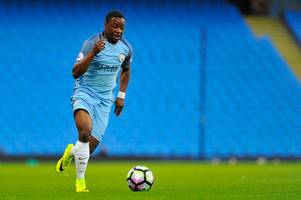 rangers confirm aaron nemane loan deal as manchester city youngster signs until january